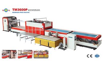 TM3600P3 Membrane Press Machine