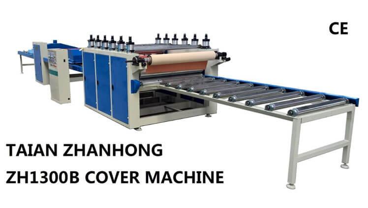 Taian Zhanhong Woodworking Machinery Co., Ltd.