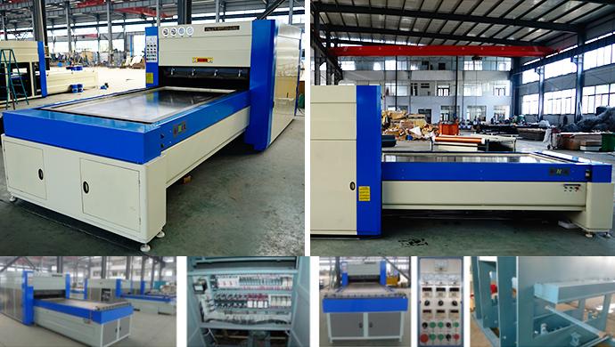 tm2680c membrane press machine